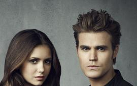 Nina Dobrev And Paul Wesley Troll The Fans With Video About How Much They 'Despised' Each Other While Co-Starring On 'The Vampire Diaries'