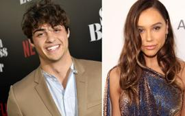 Noah Centineo And Alexis Ren Make Their Red Carpet Debut As A Couple!