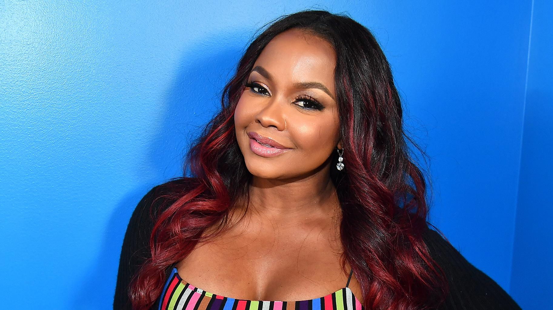 Phaedra Parks Talks About Empowering Others And Creating Opportunities