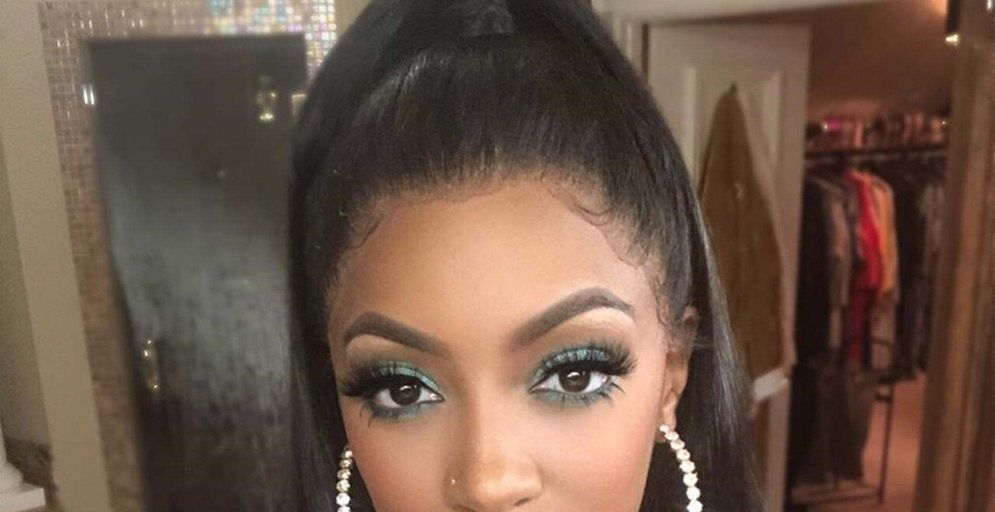 Porsha Williams' Fans Say That She's Getting Skinnier: 'Your Baby Weight Is Gone!' - See Her Latest Photo