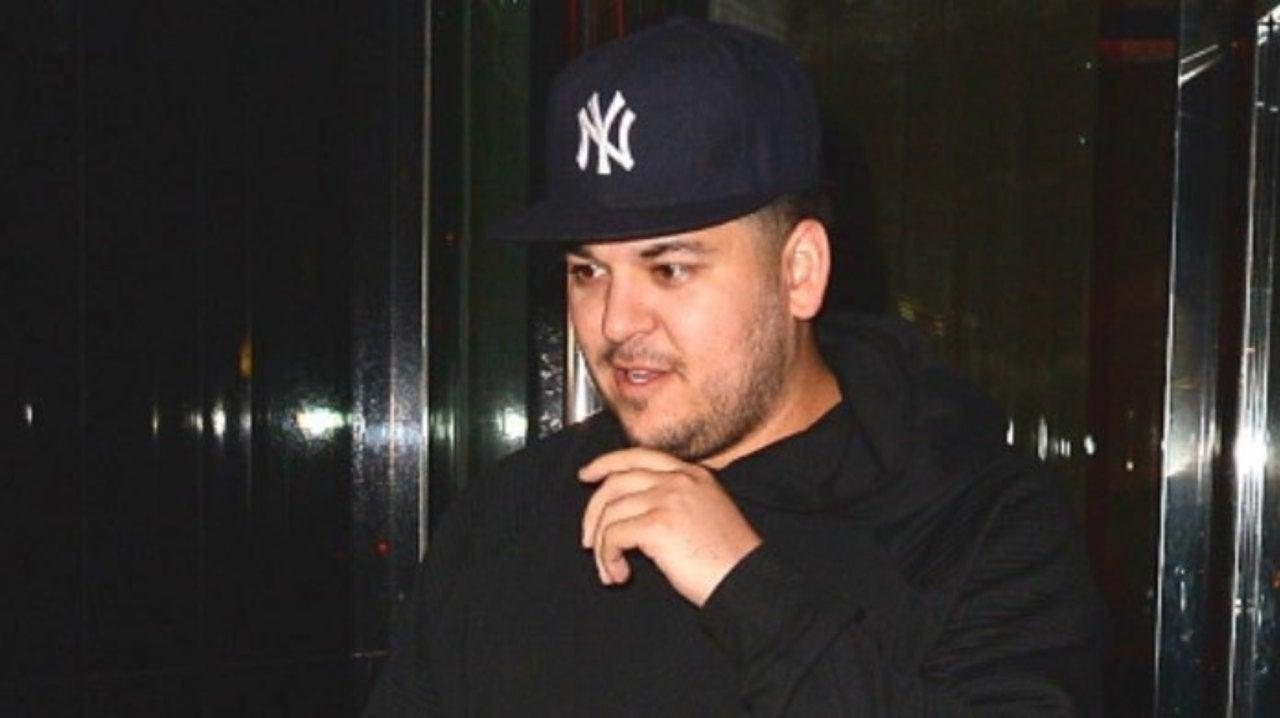 KUWK: Rob Kardashian - Here's How He's Reportedly Lost Twenty Pounds!