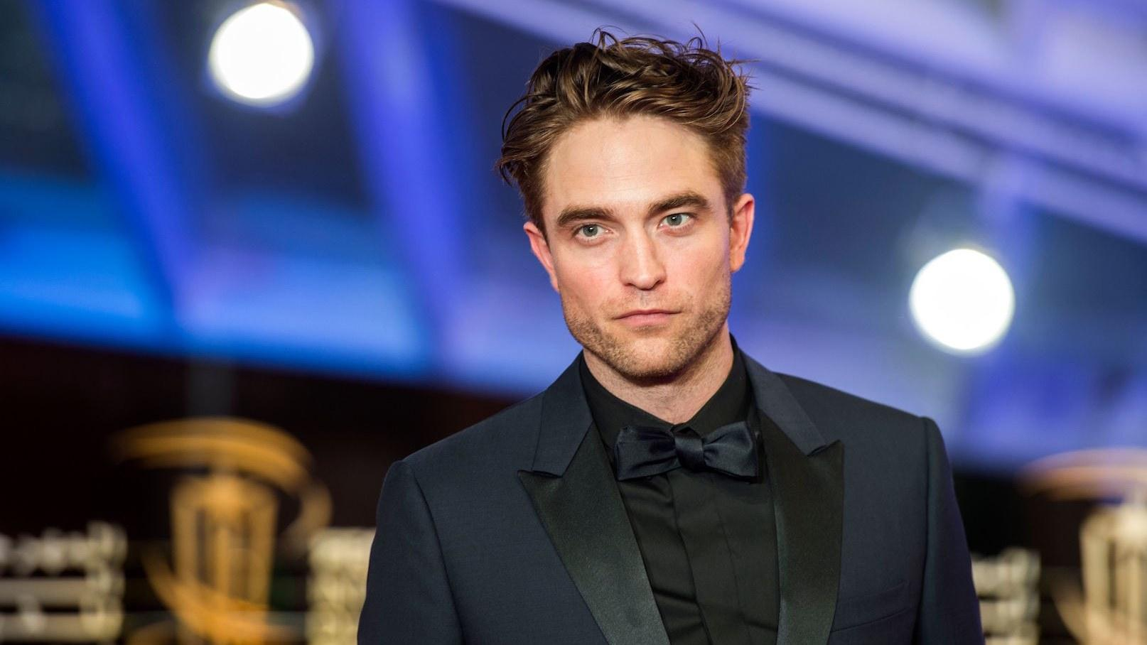 Robert Pattinson Says He Was Also 'Shocked' By His 'Batman' Casting