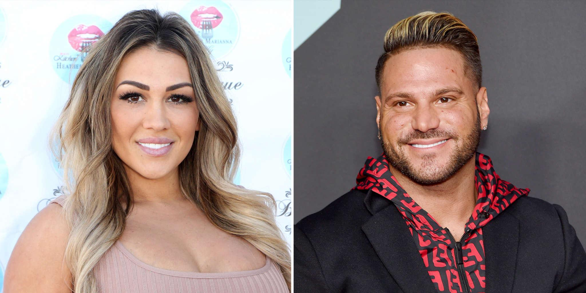 Jen Harley And Ronnie Ortiz-Magro Could Lose Custody Of Their Baby Girl If They Get Back Together, Attorney Explains