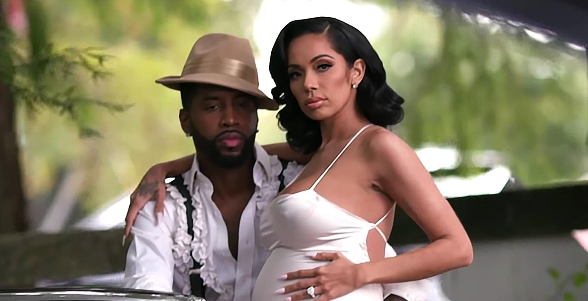 Erica Mena Pens An Emotional Message To Safaree And Reveals A New Pregnancy Photo