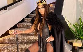 Teresa Giudice Poses In Sultry Game Of Thrones-Inspired Ensemble - Check It Out!