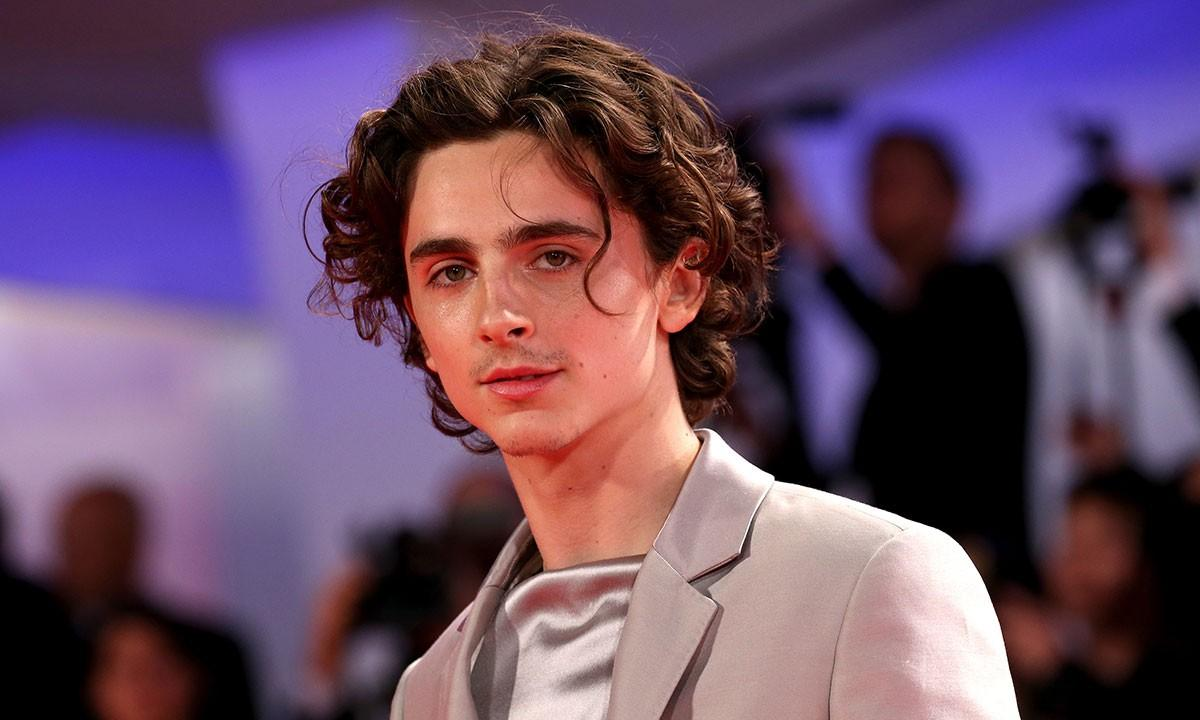 Timothée Chalamet Says He Is Not Concerned About The Paparazzi - Here's Why!