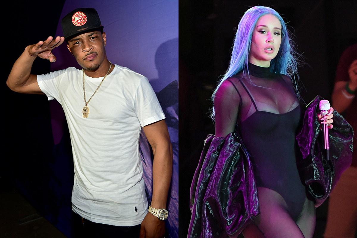T.I. Explains Why Iggy Azalea Is A 'Blunder' To His Whole Career - Check Out Her Clap Back!
