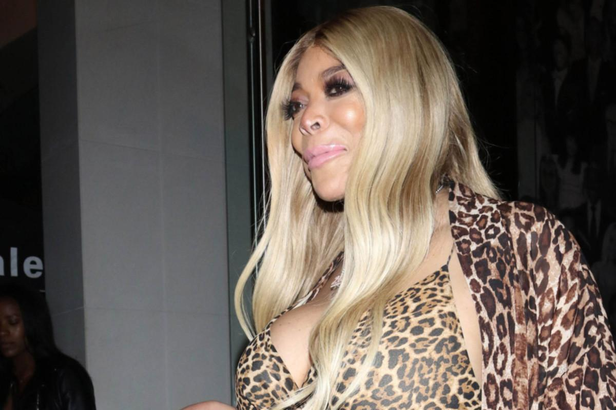 Wendy Williams Doesn't Care What People Think About Her Taking Her Teenage Son To A Strip Club!