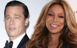 Wendy Williams Thinks Brad Pitt Should Just 'Stalk' Maddox While In South Korea At College Until They Fix Their Father-Son Relationship!