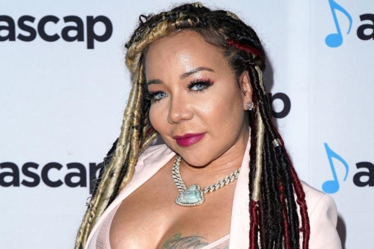 Tiny Harris Gushes Over Xscape Ladies Kandi Burruss And Tamika Scott - See The Throwback Pics