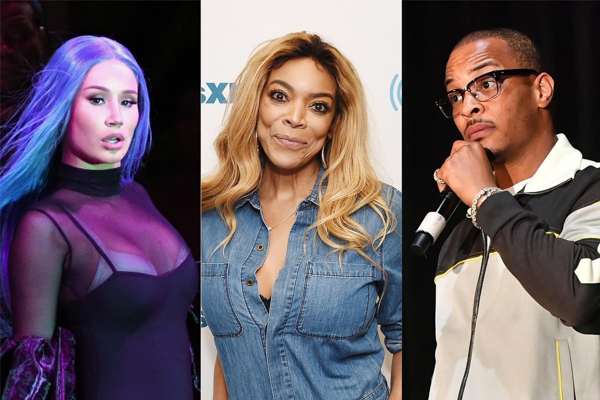 Wendy Williams Reveals Her Opinion On T.I. And Iggy Azalea's Feud