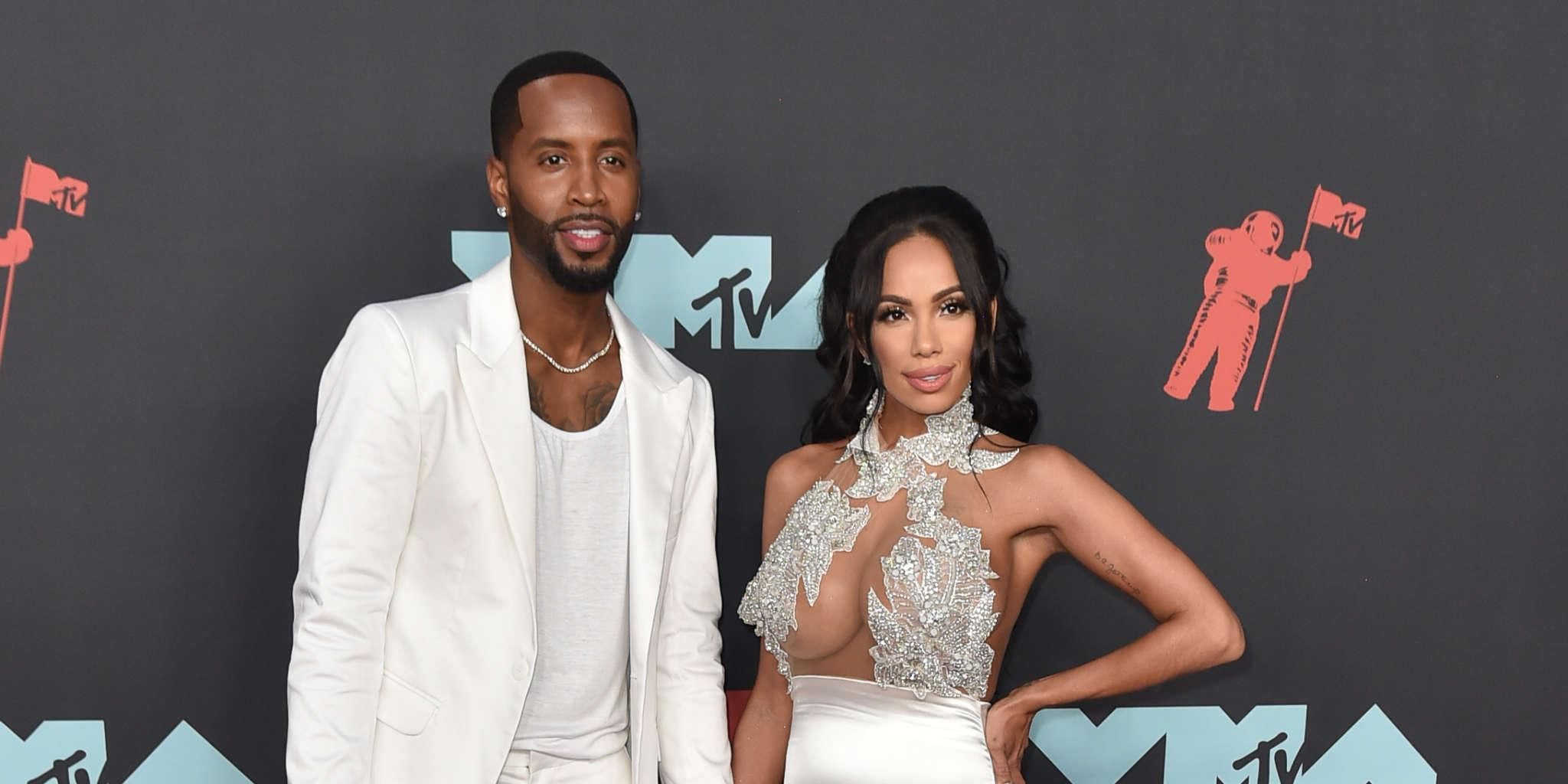 Erica Mena And Safaree Had Their One Year Anniversary - See The Videos And Pics From The Event