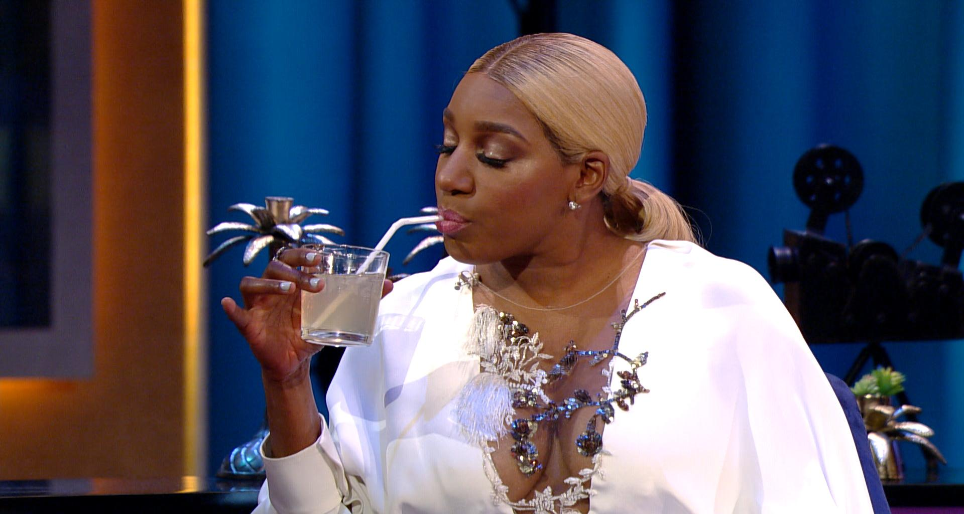 NeNe Leakes' Latest Photos Have Fans Telling Her To Stop Using Filters
