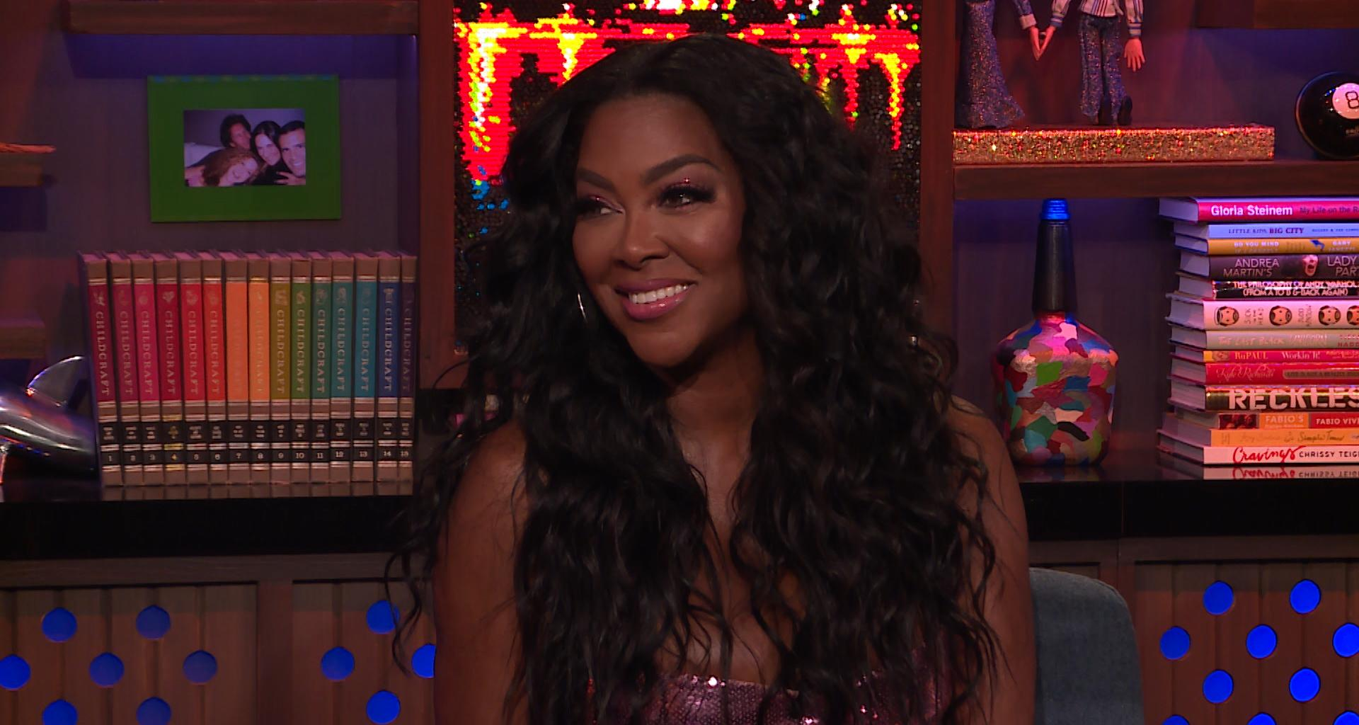 Kenya Moore Is Slaying A Sharp New Look And Her Fans Are Here For It