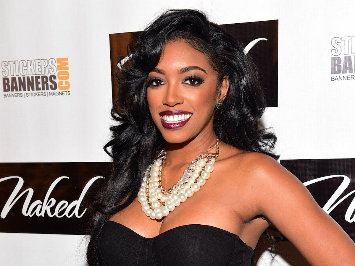 Porsha Williams' Latest Pics With Baby PJ Who Is Showing Off Her Smirk Have Fans In Awe