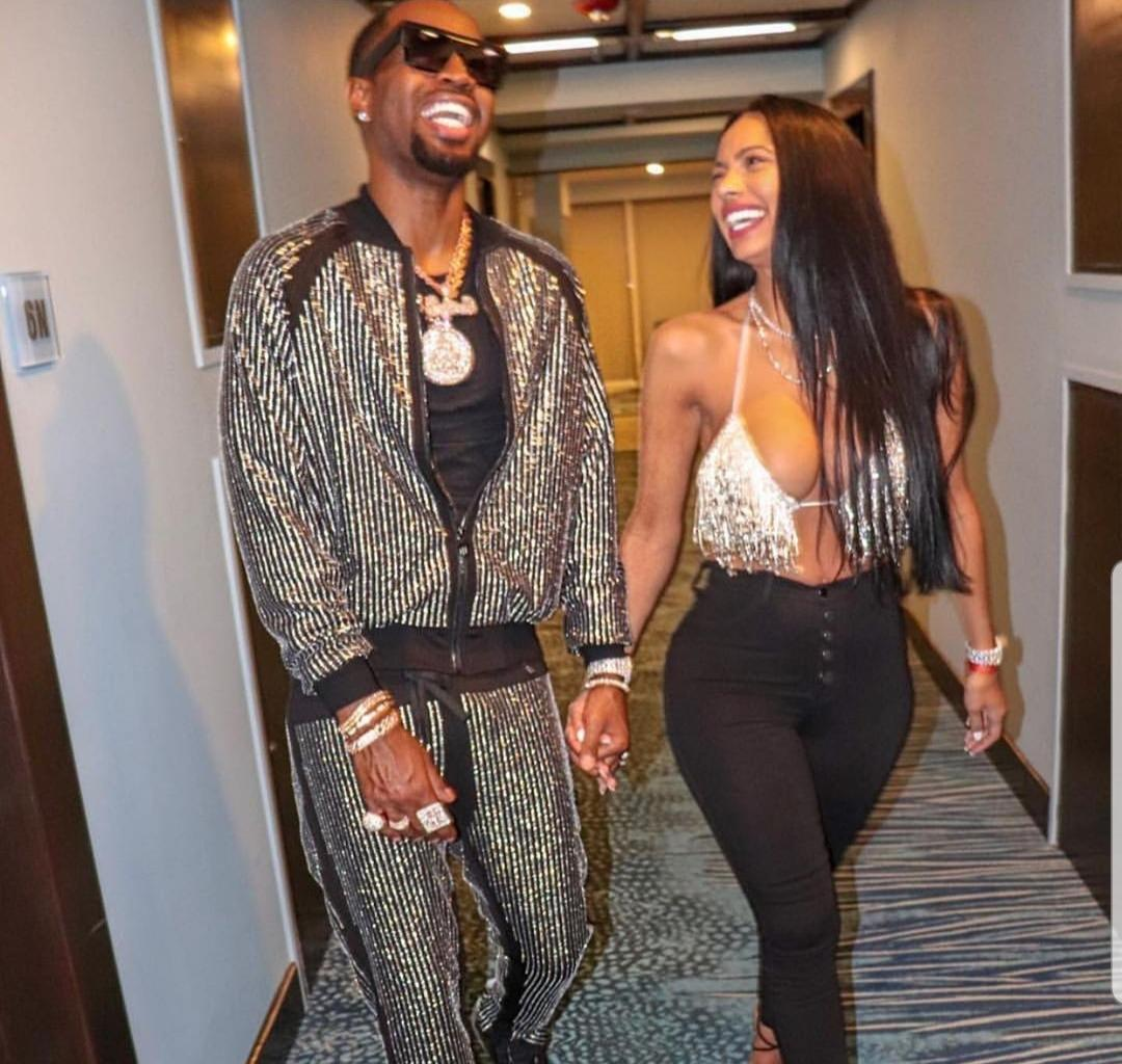 Erica Mena Is Grateful To Safaree - Here's Her Emotional Message And  Gorgeous Photo