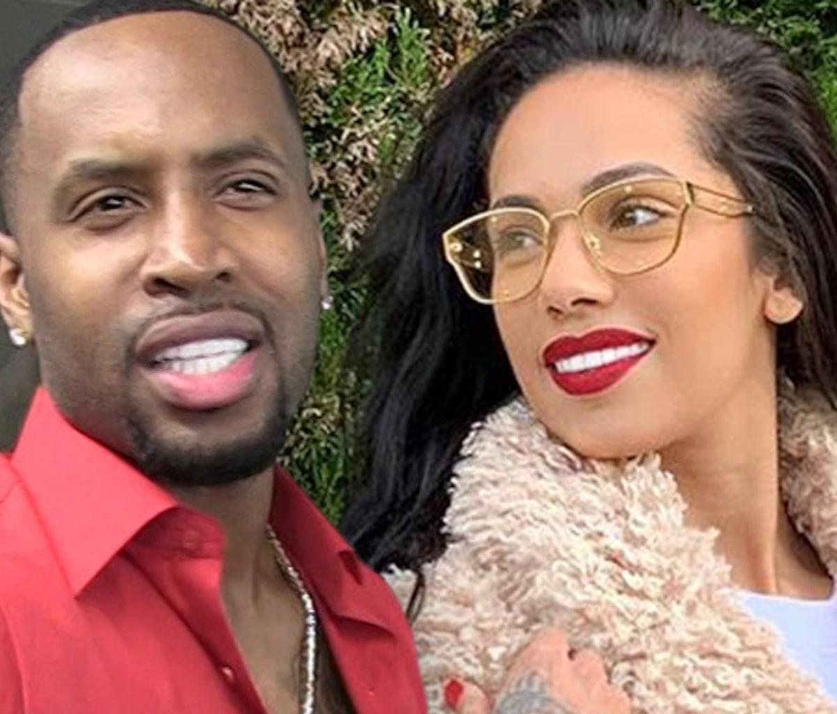 Erica Mena And Safaree Recreate Kim Kardashian And Kanye West's 2013 Met Gala Look And Fans Are In Awe