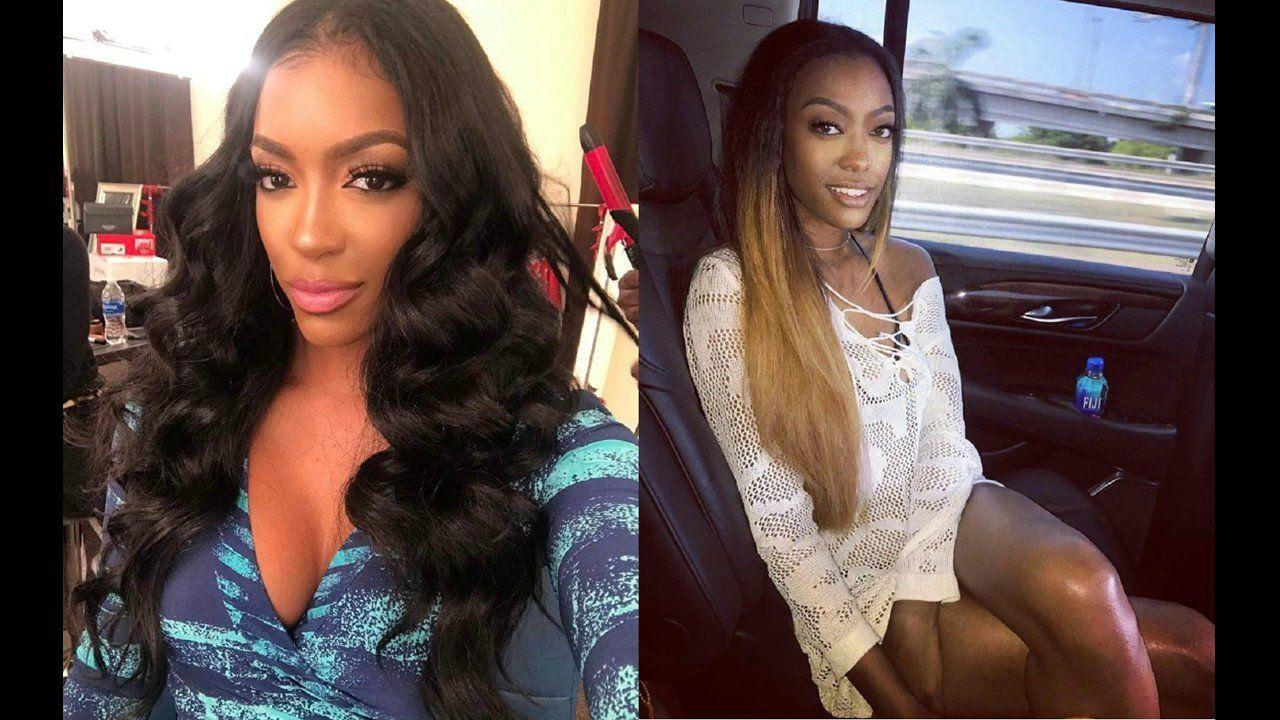 Porsha Williams Looks Gorgeous On An Outing With Her Sister, Lauren Williams