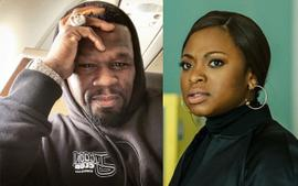 Naturi Naughton Has Classy Response To 50 Cent's Second Diss Of Her Hairline!