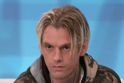 Aaron Carter Hospitalized Amid Ongoing Mental Health Struggles