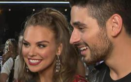 Hannah Brown Addresses The Alan Bersten Romance Speculations After She Calls Him 'Babe'