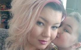 Amber Portwood Celebrates Daughter Leah's Birthday With Post That Proves They Look Like Twins!