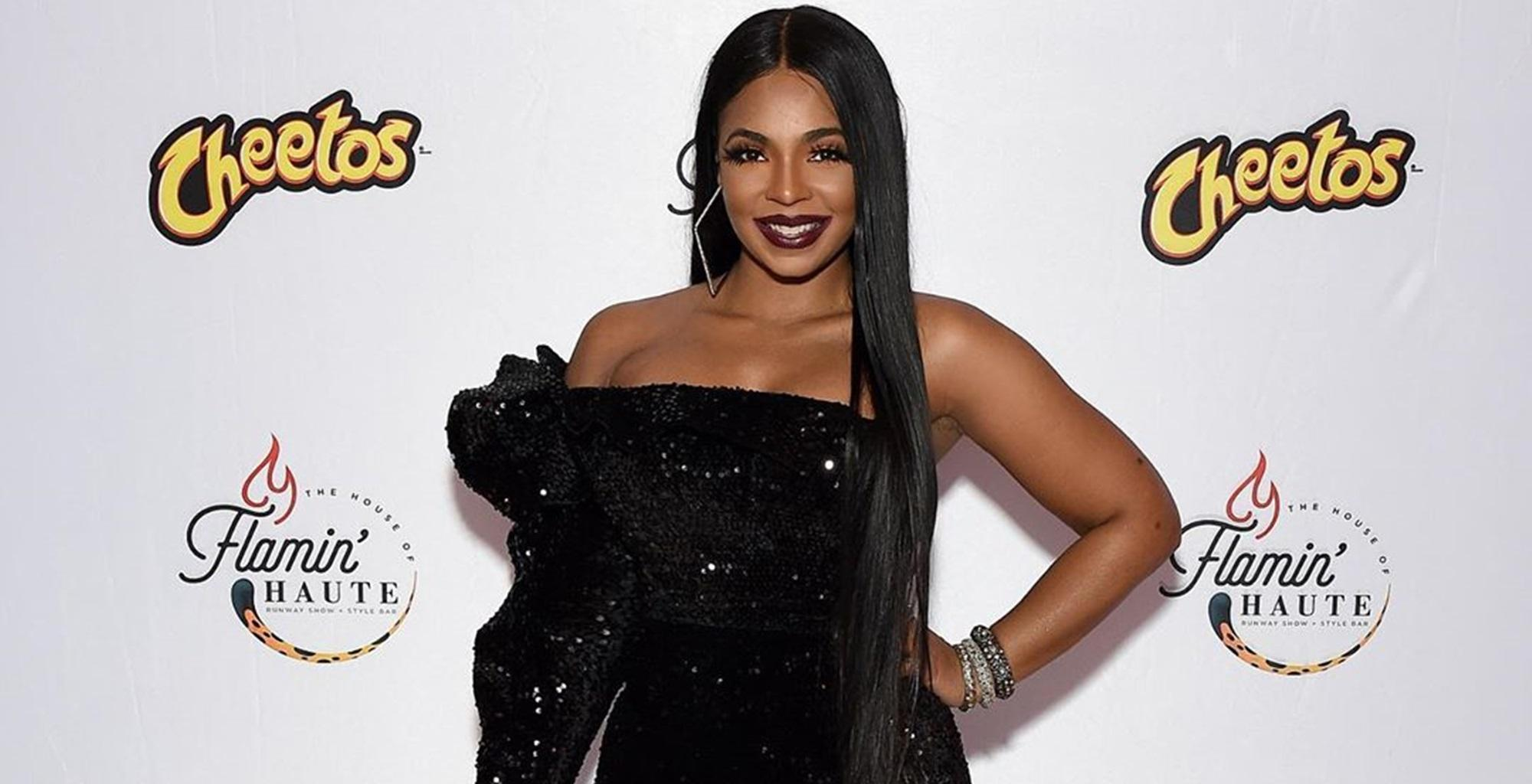 Ashanti Leaves Little To The Imagination As She Plays On A Bed In New Photos -- Diva Looks So Good That Fans Are Now Bashing Nelly For Letting Her Go