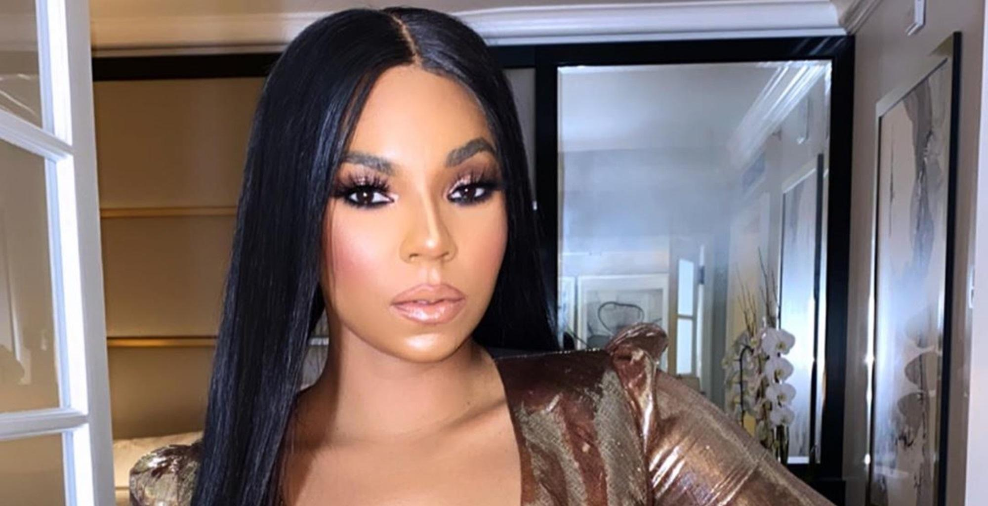 Ashanti Explains How Struggling With Her Creativity Led To This Breathtaking Photo