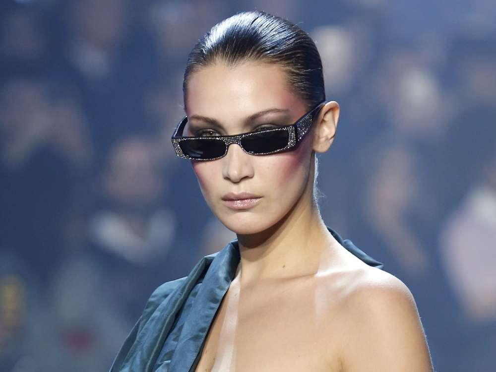 Bella Hadid Reveals She Donated 600 Trees To Off-Set Her Carbon Footprint