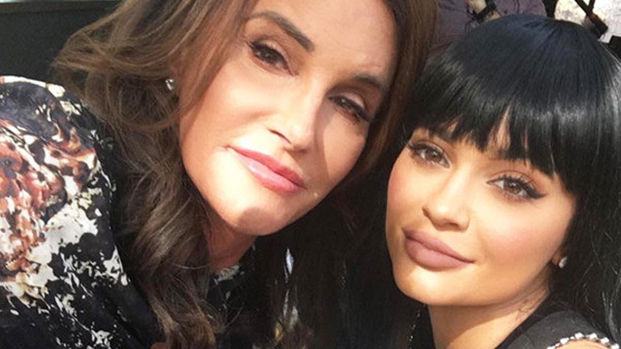 Caitlyn Jenner Seems To Suggest Daughter Kylie Is Pregnant Again And Social Media Is Freaking Out!