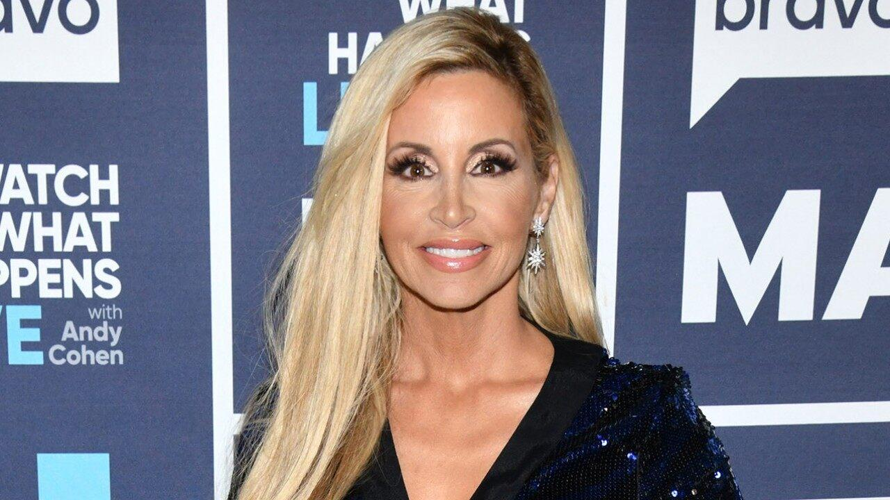 Camille Grammar Back To RHOBH Because Of This Reason -- Cast Already 'Not Looking Forward' To Filming With Her!