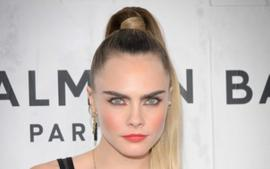 Cara Delevingne And Vogue Team Up For Behind-The-Scenes Video Featuring Cara's Puma X Balmain Launch Party Style