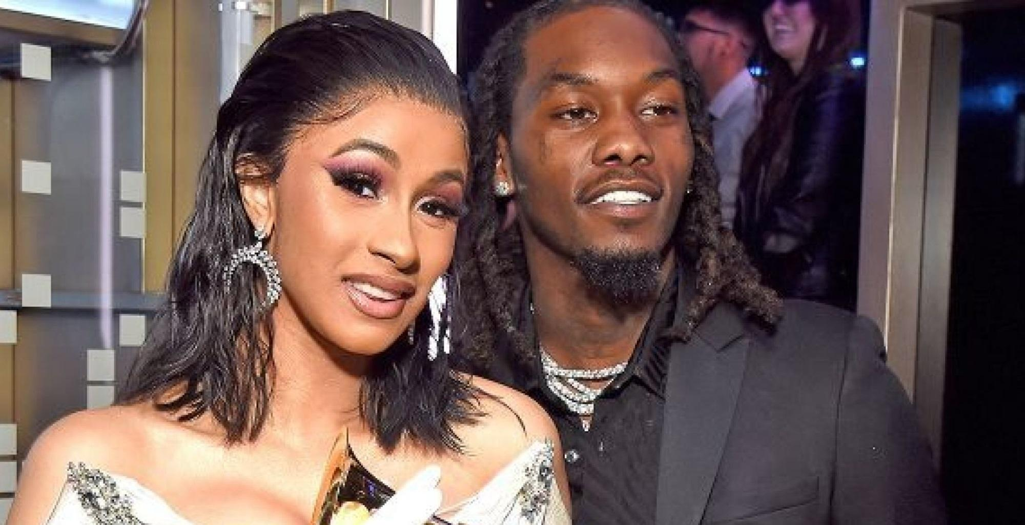 Offset Shows Off His Hidden Talent In New Video, Can He Give Cardi B A Run For Her Money?