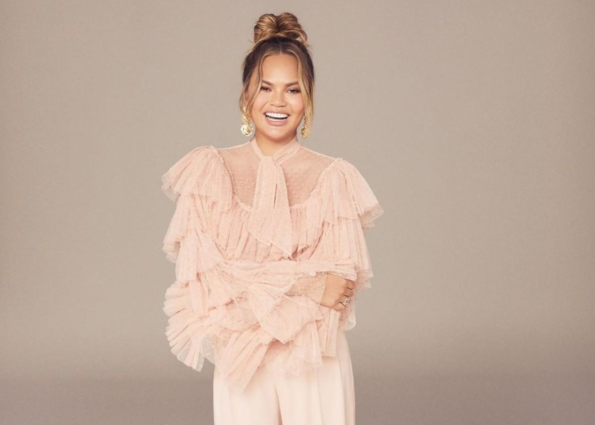 Chrissy Teigen Is Winning The Food Game With New Cravings Website As She Receives Adweek's Brand Visionary Award