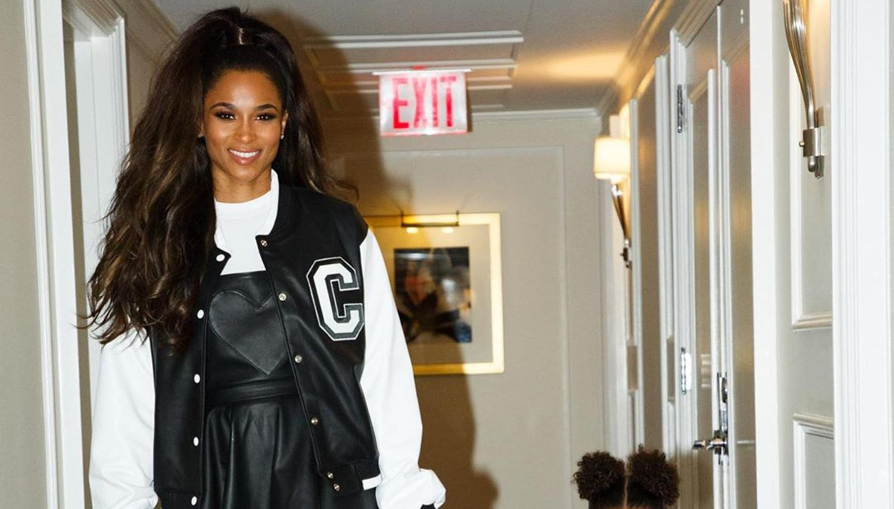 Ciara And Daughter Sienna Princess Wilson Melt Hearts In New Photos That Will Make Russell Wilson Happy, But Critics Do Not Like The Caption