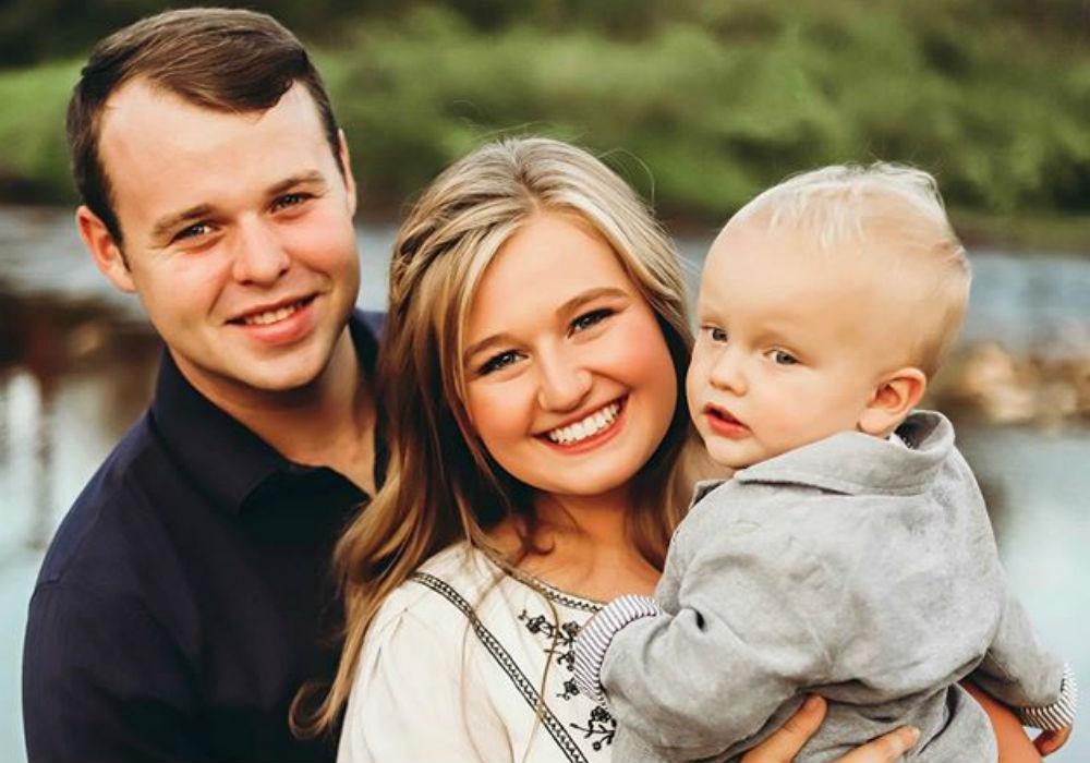 Counting On - Joseph Duggar And Kendra Caldwell Welcome Baby Number Two