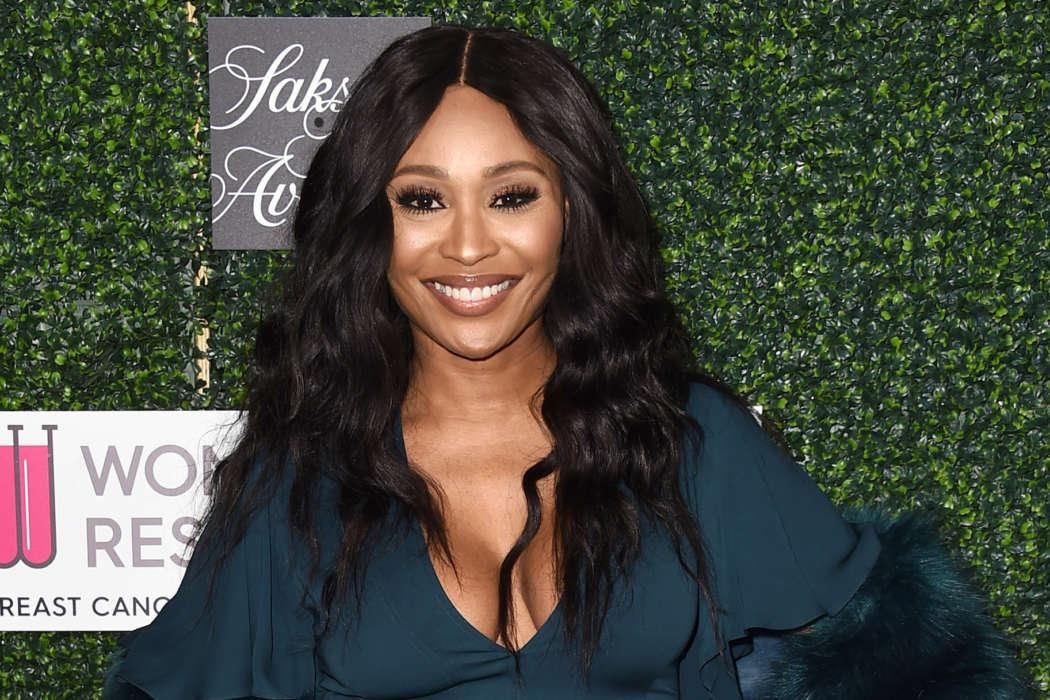 Cynthia Bailey Dishes On Her Decision To Televise Wedding Ceremony To Mike Hill