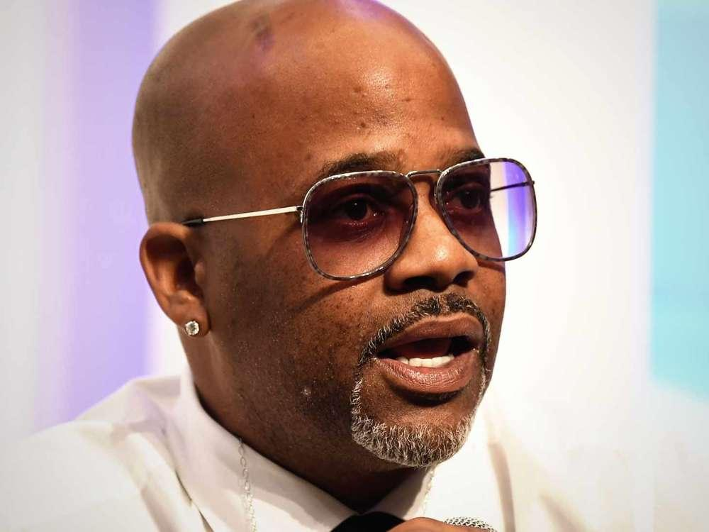 Damon Dash Bails From Jail And Hosts Party At Lower East Side Lounge