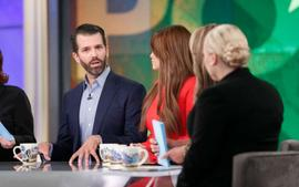 Donald Trump Jr. Keeps His Wars With Joy Behar And Whoopi Goldberg Going On Twitter