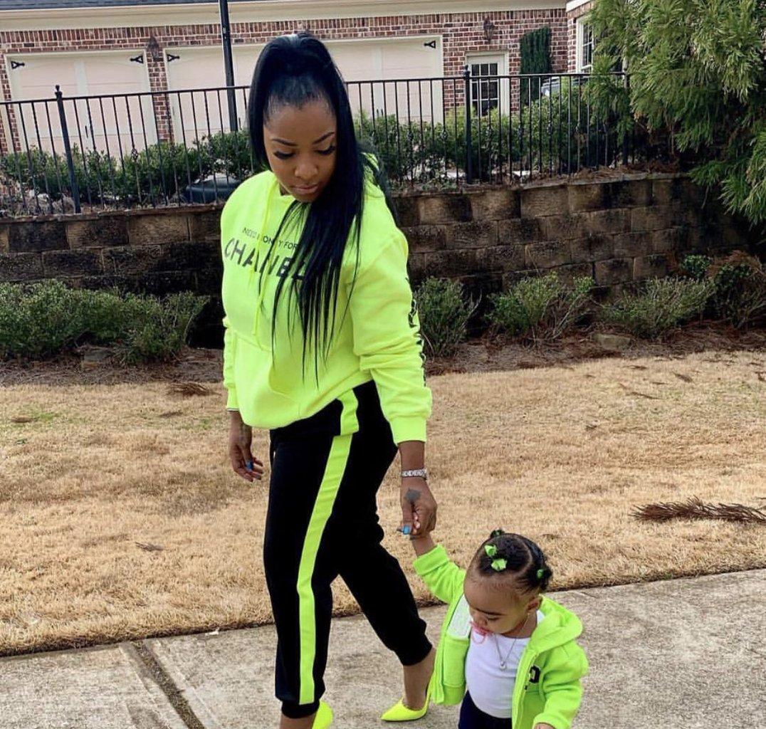 Toya Wright Wants To Get In The Best Possible Shape For Her Wedding To Robert Rushing