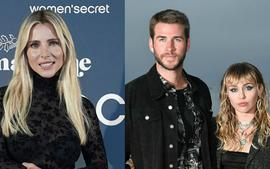 Chris Hemsworth's Wife Elsa Pataky Shuts Down Liam And Miley Cyrus Split Questions
