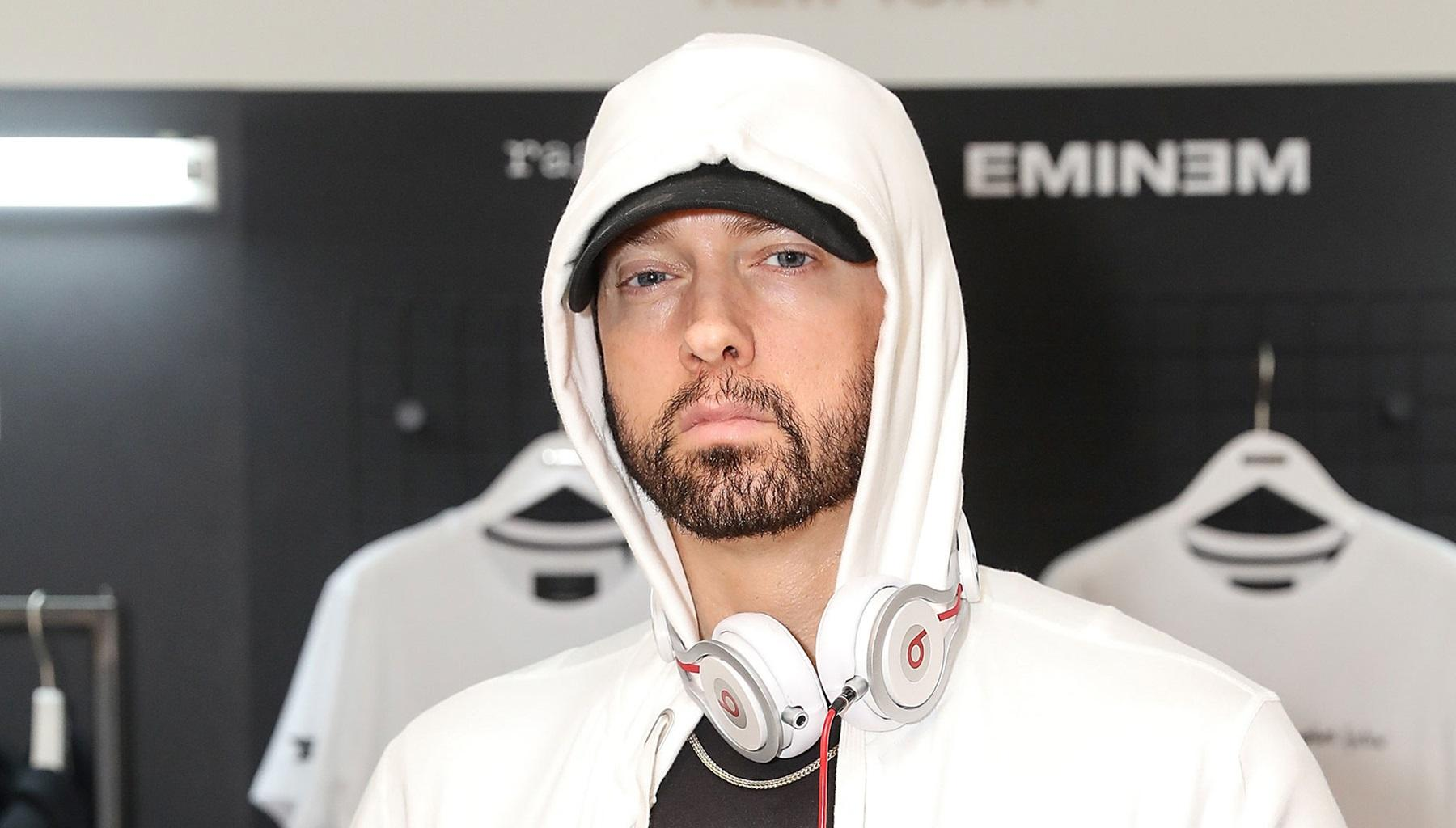 Eminem Dissed This Famous Rapper In New Video -- Will The Feud Last?