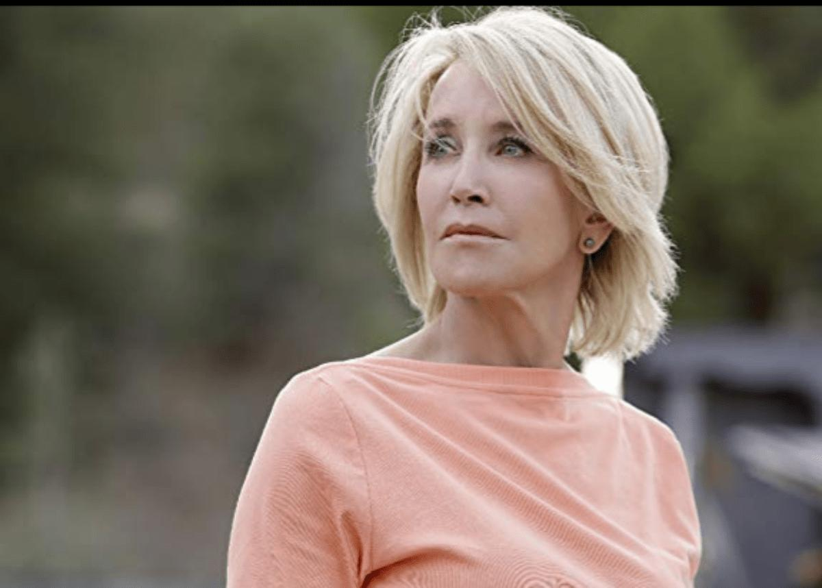 Is Felicity Huffman Shopping A Book And Movie Based On Her 11 Days In Prison?