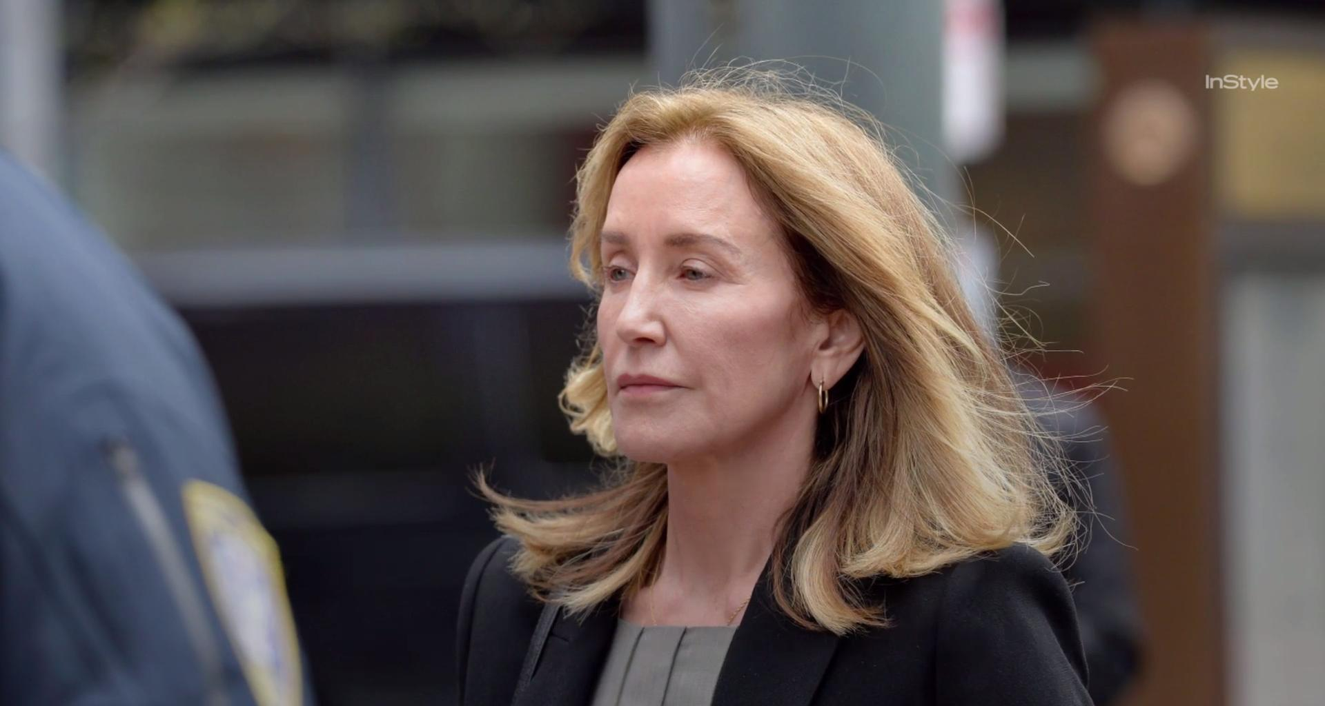 Felicity Huffman 'Blessed' To Be Home With Her Family On Thanksgiving After Prison Sentence