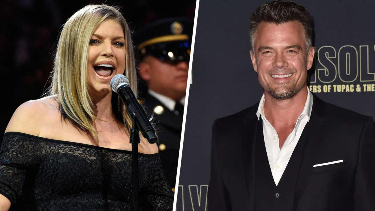 Josh Duhamel And Fergie Finalize Their Divorce Two Years Later