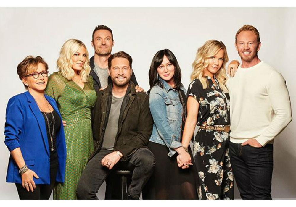 Fox Passes On A Second Season Of BH90210, But Tori Spelling Hints The Revival Series Might Not Be Over Yet