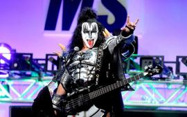 KISS Cancels Series Of Dates In Australia Due To Guitar Player Paul Stanley's Illness