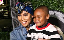Tamar Braxton Gushes Over David Adefeso And Her Son - See The Sweet Video