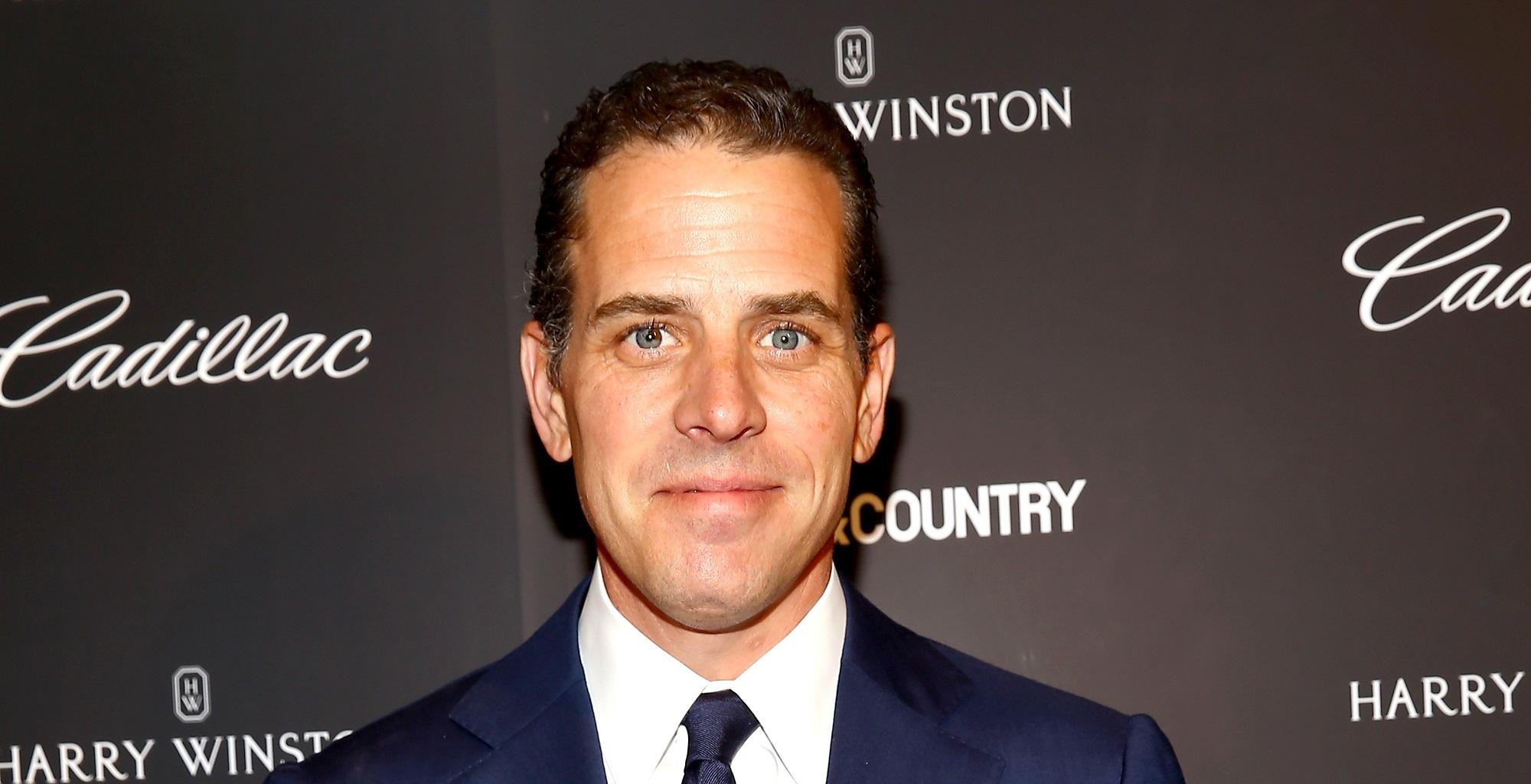 Hunter Biden Gets Some Support After DNA Drama