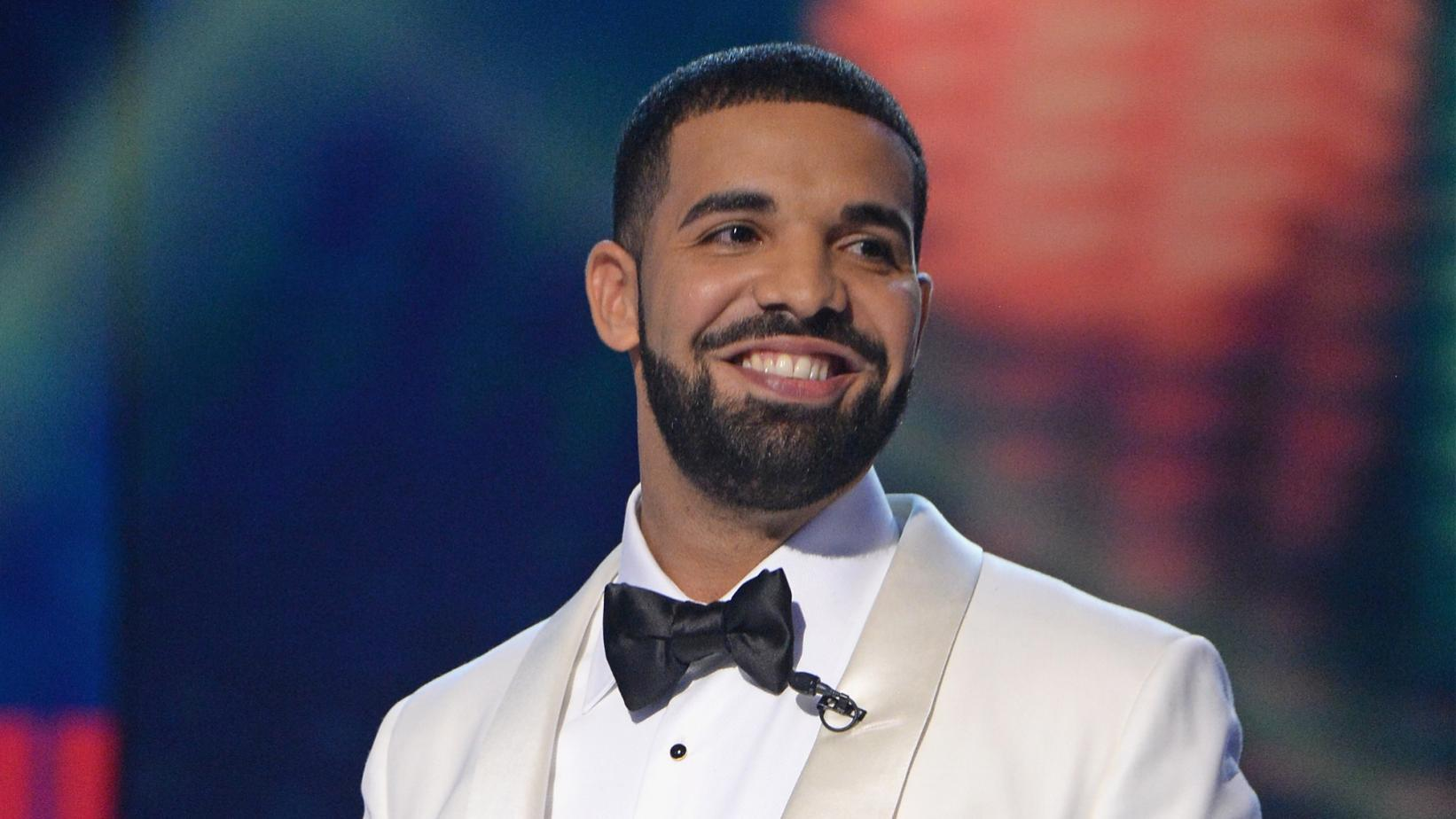 Drake Shares A Low-Key Photo Of His Son, Adonis